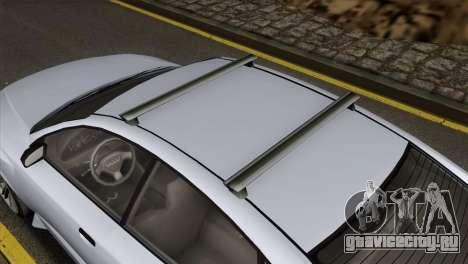 GTA 5 Obey Tailgater IVF для GTA San Andreas вид справа