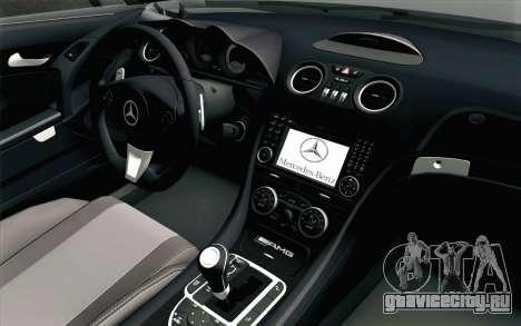 Mercedes-Benz AMG GT 2015 для GTA San Andreas вид справа