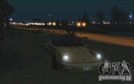 Приятный ColorMod для GTA San Andreas восьмой скриншот