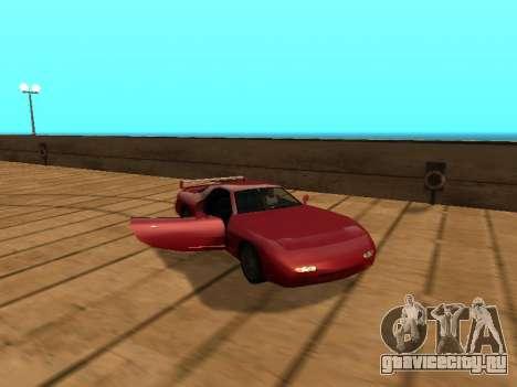 ENB v3 для GTA San Andreas второй скриншот