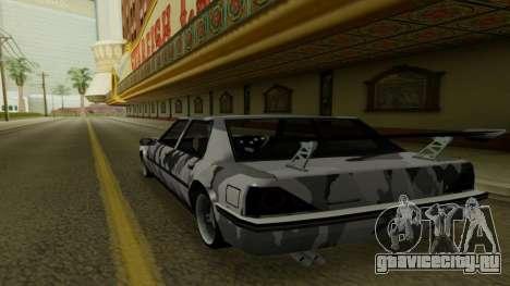 Vincent 3.0 для GTA San Andreas вид справа