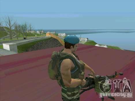 Танковый пулемет Корд для GTA San Andreas третий скриншот