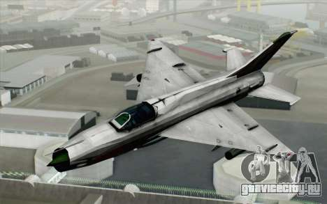 MIG-21MF Vietnam Air Force для GTA San Andreas