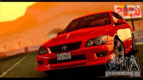 Pavanjit ENB v2 для GTA San Andreas второй скриншот