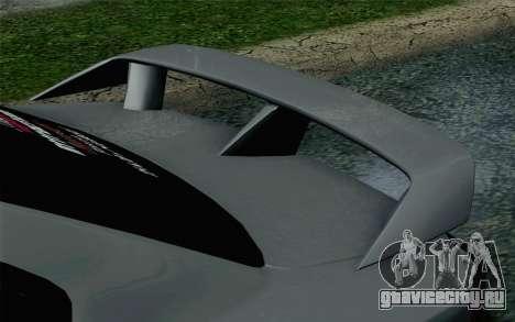 Nissan Silvia S15 SuperHero для GTA San Andreas вид справа