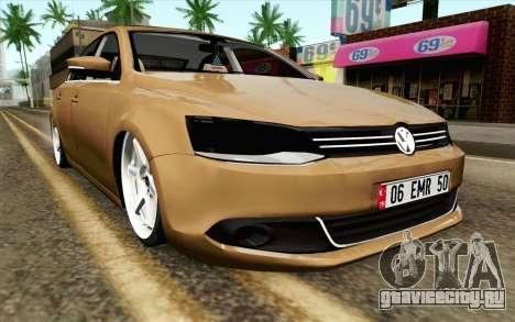 Volkswagen Jetta Air для GTA San Andreas