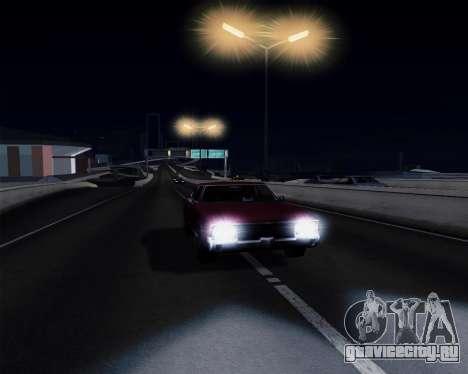 Medium ENBseries v1.0 для GTA San Andreas пятый скриншот