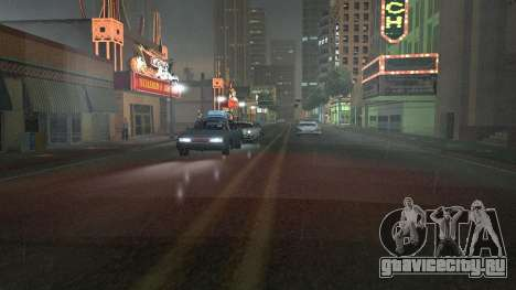 Road Reflections Fix 1.0 для GTA San Andreas для GTA San Andreas пятый скриншот