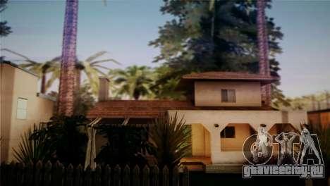 Horizontal ENB 0.076 Medium v1.0 для GTA San Andreas третий скриншот