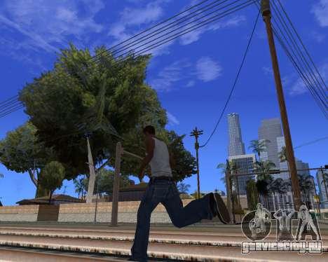 GTA 5 Timecyc v2 для GTA San Andreas