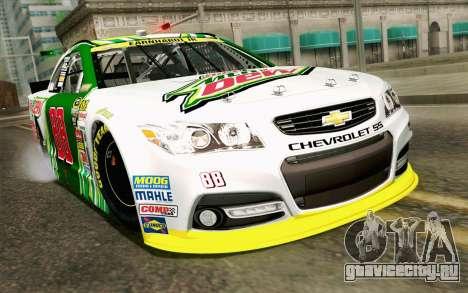 NASCAR Chevrolet SS 2013 v4 для GTA San Andreas