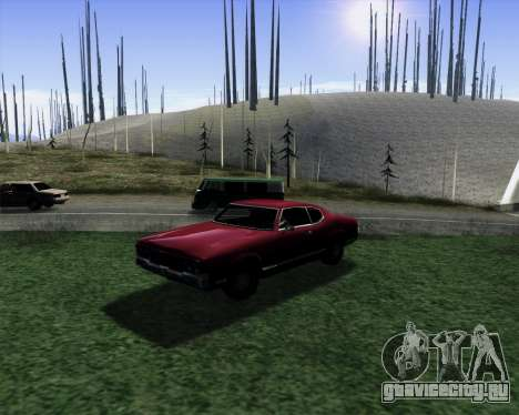 Medium ENBseries v1.0 для GTA San Andreas четвёртый скриншот