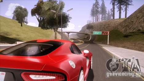 ENB Sunreal для GTA San Andreas пятый скриншот