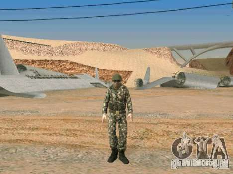 Киношный спецназ СССР для GTA San Andreas шестой скриншот
