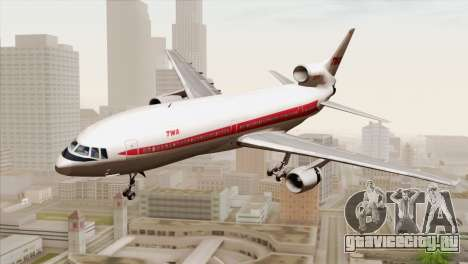 Lookheed L-1011 TWA для GTA San Andreas