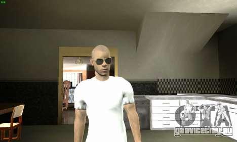Vin Diesel для GTA San Andreas