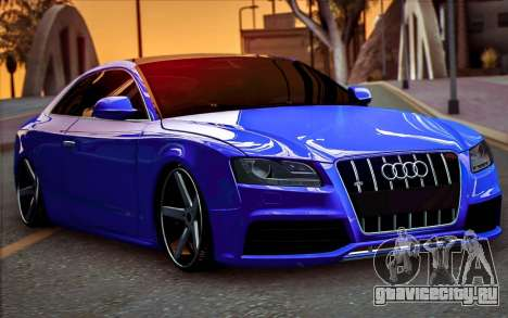 MLS ENBSeries для GTA San Andreas пятый скриншот
