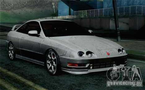 Acura Integra Type R 2001 Stock для GTA San Andreas