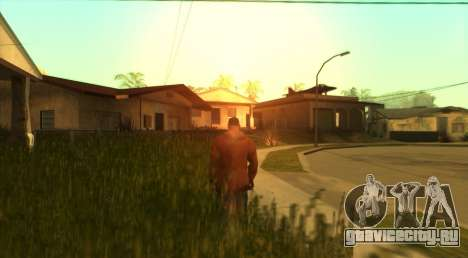 SkyGFX v1.3 для GTA San Andreas второй скриншот