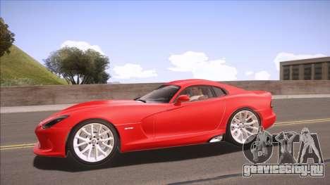 ENB Sunreal для GTA San Andreas четвёртый скриншот