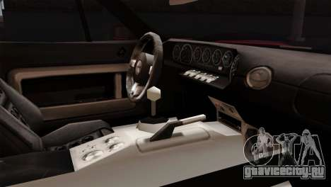 Ford GT FM3 Rims для GTA San Andreas вид справа