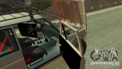 ВАЗ 21213 Нива для GTA 4 колёса