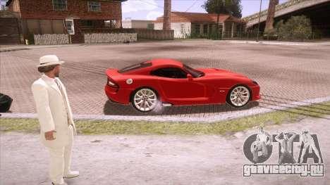 ENB Sunreal для GTA San Andreas