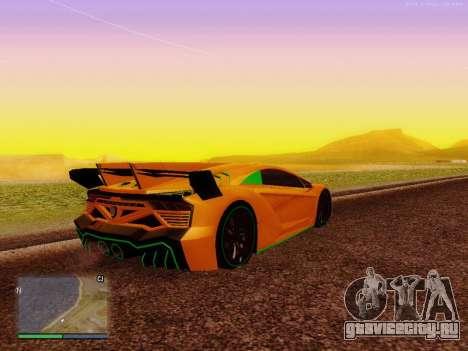 Light ENBSeries для GTA San Andreas третий скриншот