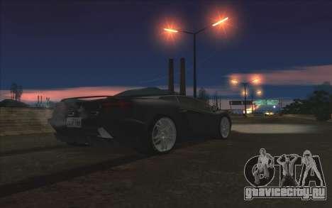 Приятный ColorMod для GTA San Andreas шестой скриншот