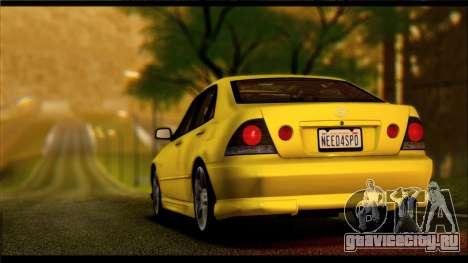 Pavanjit ENB v2 для GTA San Andreas четвёртый скриншот