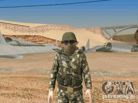 Киношный спецназ СССР для GTA San Andreas пятый скриншот