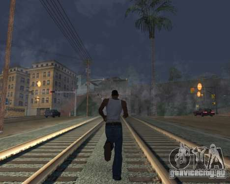 GTA 5 Timecyc v2 для GTA San Andreas пятый скриншот
