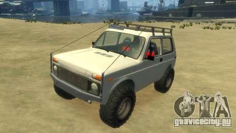 ВАЗ 21213 Нива для GTA 4