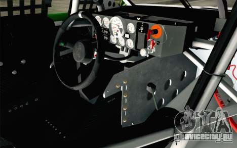 NASCAR Chevrolet SS 2013 v4 для GTA San Andreas вид справа