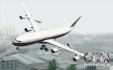 Airbus A340-300 Luftwaffe Konrad Adenauer для GTA San Andreas