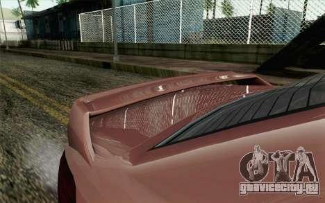 GTA 5 Benefactor Schafter SA Mobile для GTA San Andreas вид справа