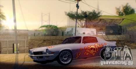 Pierce The Veil ENB для GTA San Andreas четвёртый скриншот