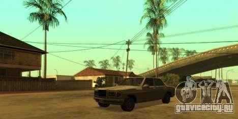 SkyGFX v1.3 для GTA San Andreas третий скриншот