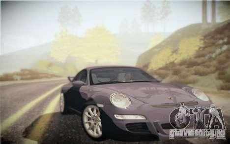 ENB для средних ПК для GTA San Andreas