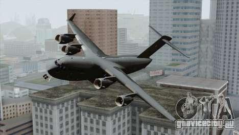 C-17A Globemaster III PAF для GTA San Andreas