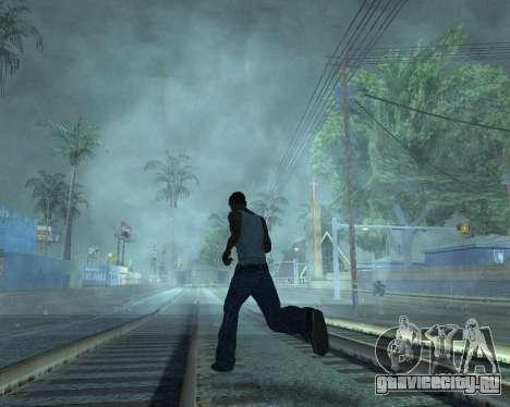 GTA 5 Timecyc v2 для GTA San Andreas четвёртый скриншот