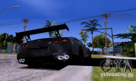 ENB Series EvoGraphics v 1.0 для GTA San Andreas третий скриншот