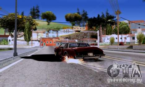 ENB Series EvoGraphics v 1.0 для GTA San Andreas второй скриншот