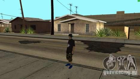 New wmybmx для GTA San Andreas второй скриншот
