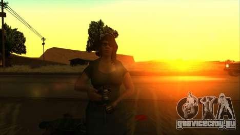 SkyGFX v1.3 для GTA San Andreas