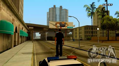 ColorMod by PhenomX3M v.3 для GTA San Andreas третий скриншот