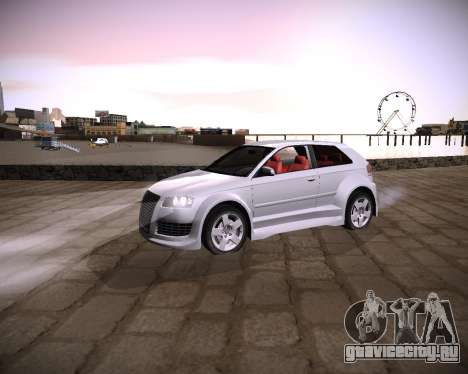Extreme ENBSeries для GTA San Andreas четвёртый скриншот