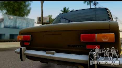 ВАЗ 2101 Stock v3.2 для GTA San Andreas вид справа