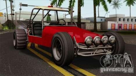 GTA 5 Dune Buggy SA Mobile для GTA San Andreas