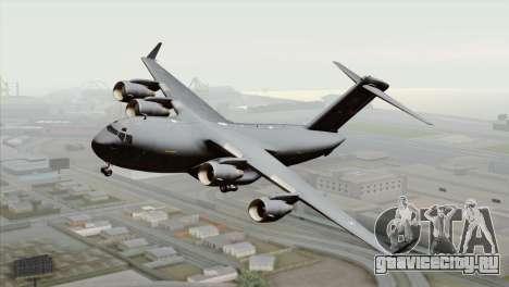 C-17A Globemaster III NATO для GTA San Andreas